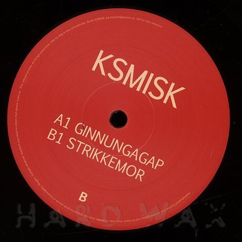 Cover art - Ksmisk: Ginnungagap EP