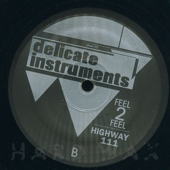 Cover art - Delicate Instruments: EP