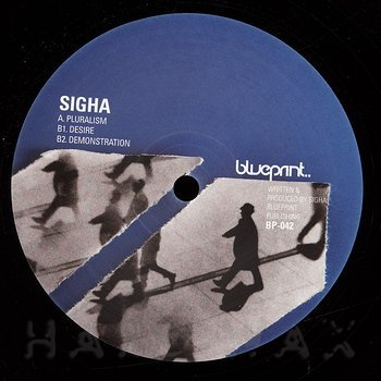 Cover art - Sigha: Pluralism