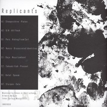 Cover art - Various Artists: Replicants