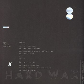 Cover art - Various Artists: 8 Wigglin' Ways To Die