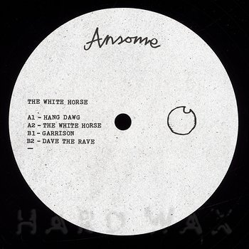 Cover art - Ansome: White Horse