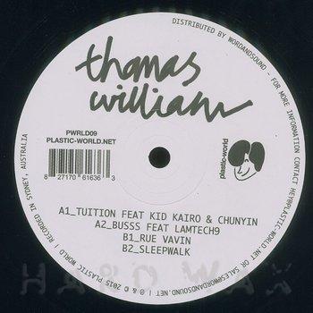 Cover art - Thomas William: Annum Contra
