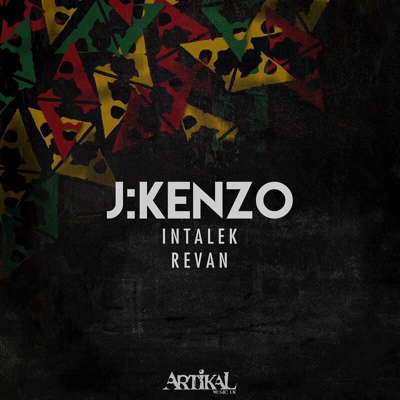 Cover art - J:Kenzo: Intalek