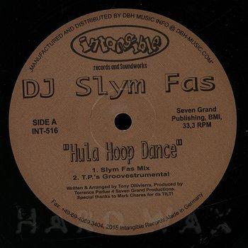 Cover art - DJ Slym Fas: Hula Hoop Dance