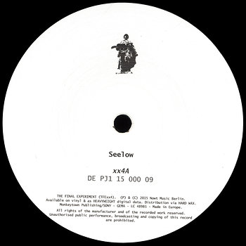 Cover art - Seelow: TFE XX4