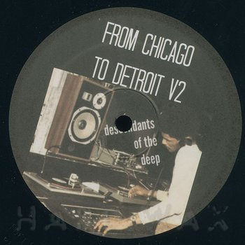 Cover art - Various Artists: From Chicago To Detroit V2