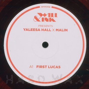 Cover art - Yaleesa Hall x Malin: Lucas