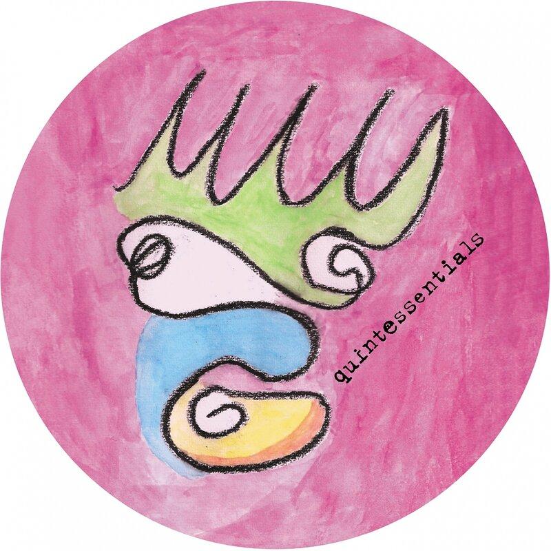 Cover art - Mat Chiavaroli: Swan EP
