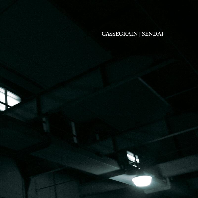 Cover art - Cassegrain / Sendai: Kor