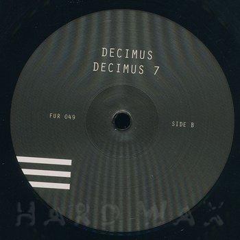 Cover art - Decimus: Decimus 7