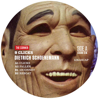 Cover art - Dietrich Schoenemann: 9 Clicks