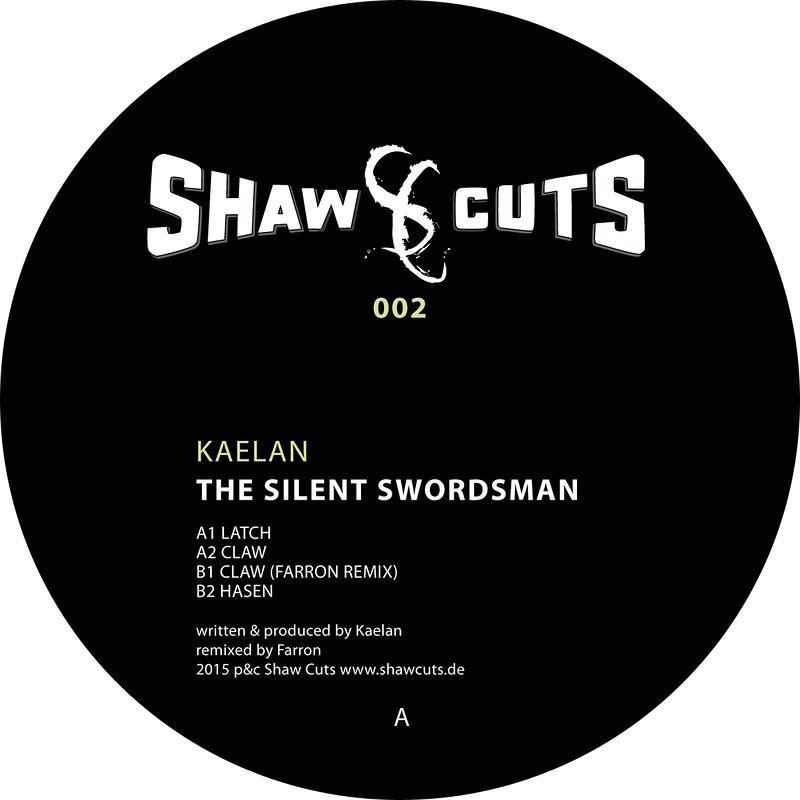 Cover art - Kaelan: The Silent Swordsman
