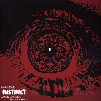 Cover art - Markey Funk: Instinct