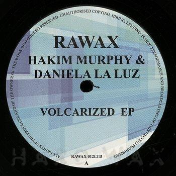 Cover art - Hakim Murphy & Daniela La Luz: Volcarized