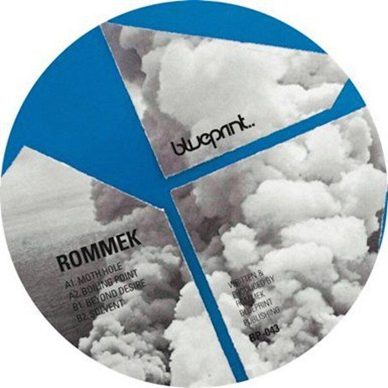 Cover art - Rommek: Moth Hole