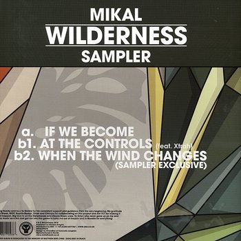 Cover art - Mikal: Wilderness Album Sampler
