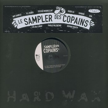 Cover art - Various Artists: Le Sampler Des Copains