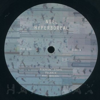Cover art - Nuel: Hyperboreal