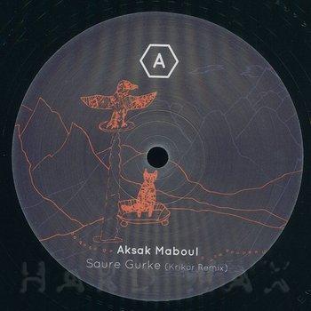 Cover art - Aksak Maboul: Onze Danses Pour Combattre La Migraine
