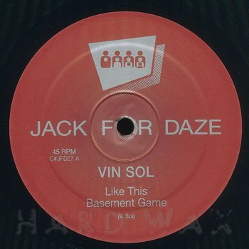 Cover art - Vin Sol: Like This