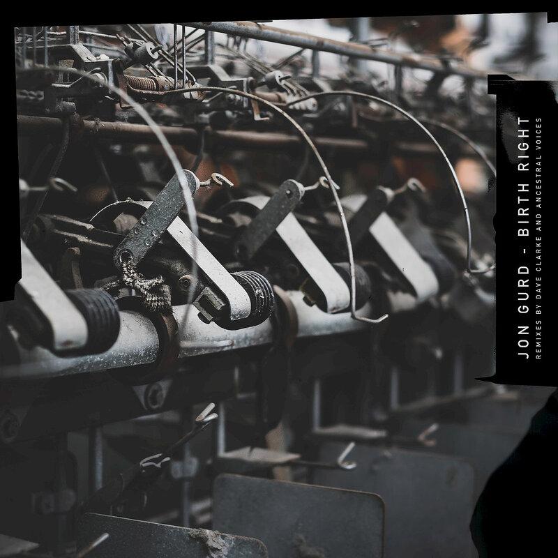 Cover art - Jon Gurd: Birth Right EP