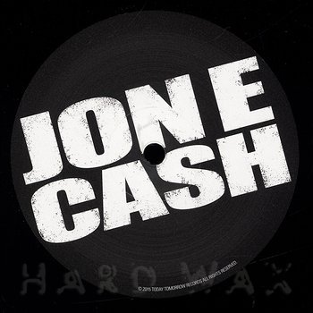 Cover art - Jon E Cash: Jon E Cash EP