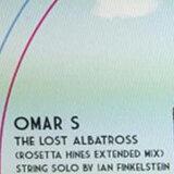 Cover art - Omar S: The Lost Albatross