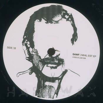 Cover art - Sawf: Nihil Est EP