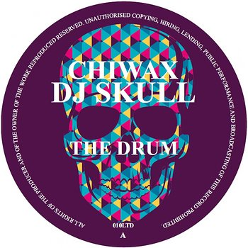 Cover art - DJ Skull: The Drum