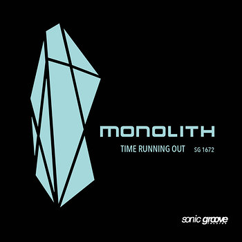 Cover art - Monolith: Running Out Of Time