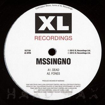 Cover art - Mssingno: Fones EP