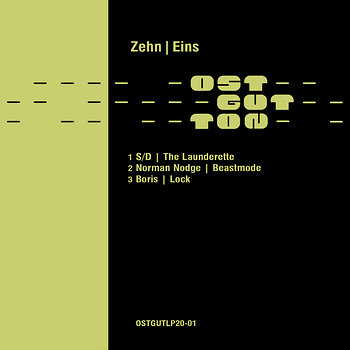 Cover art - Various Artists: Zehn | Eins