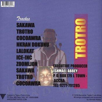 Cover art - DJ Katapila: Trotro