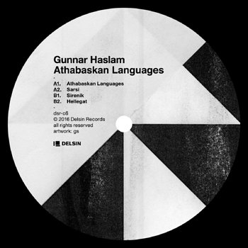 Cover art - Gunnar Haslam: Athabaskan Languages