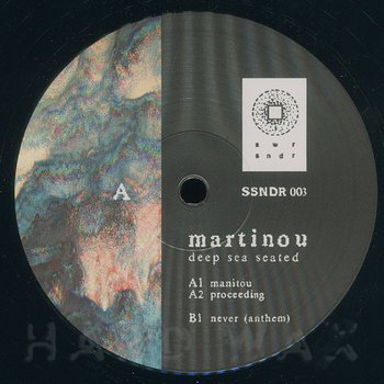 Cover art - Martinou: Deep Sea Seated