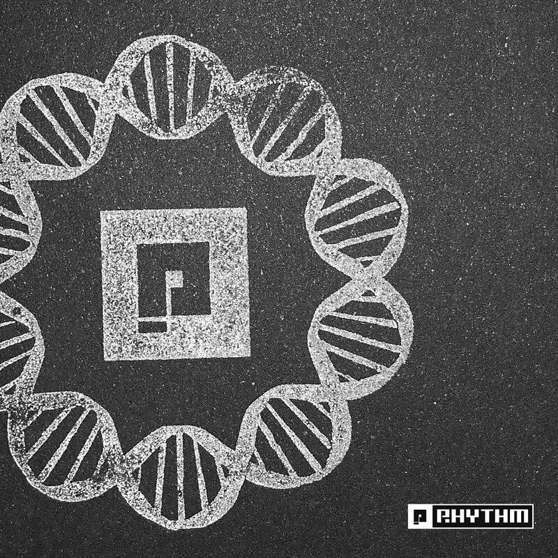 Cover art - Berg Jaär: DNA