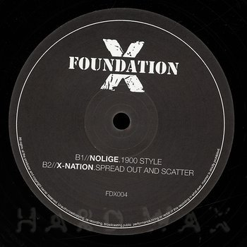 Cover art - Various Artists: Foundation X 004