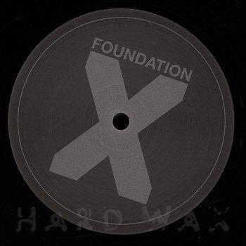 Cover art - Threshold / Djinn: Foundation X Black Series 1
