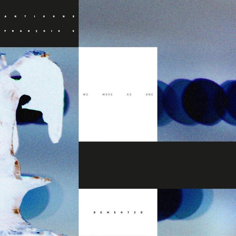 Cover art - Antigone & François X: We Move As One