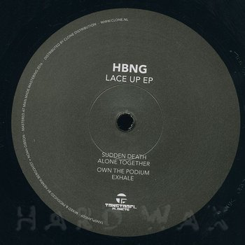 Cover art - HBNG: Lace Up EP