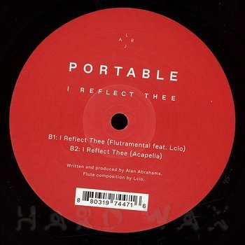 Cover art - Portable: I Reflect Thee