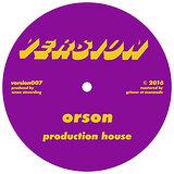 Cover art - Orson: Production House