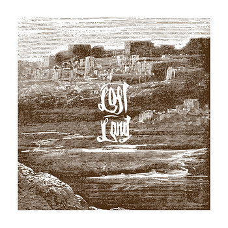 Cover art - Stereociti: Lost Land