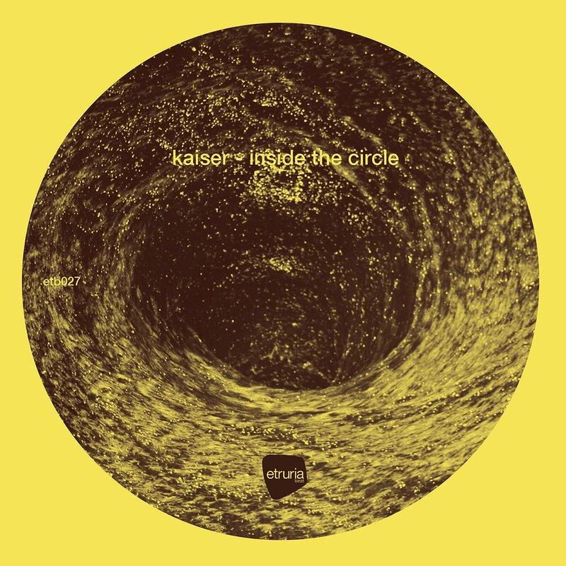 Cover art - Kaiser: Inside The Circle