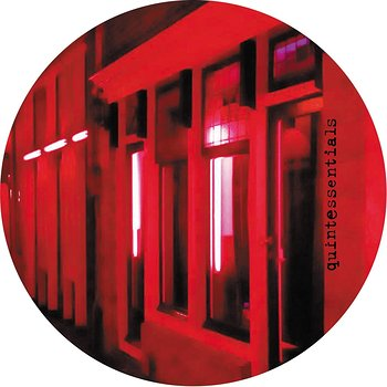 Cover art - Borrowed Identity: Red Light Jackers EP