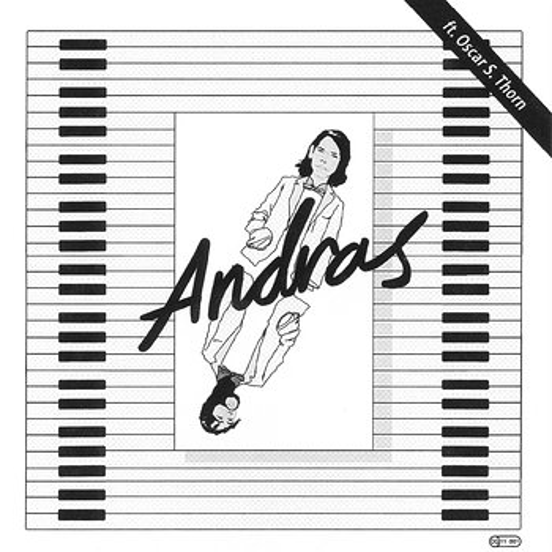 Cover art - Andras & Oscar: Embassy Café