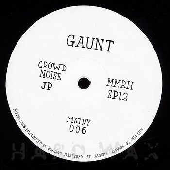 Cover art - Gaunt: Crowd Noise