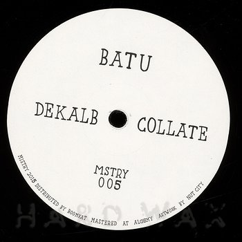 Cover art - Batu: Dekalb