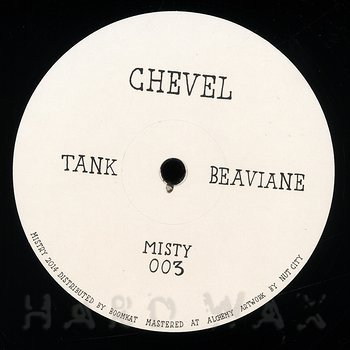 Cover art - Chevel: Tank